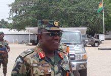 Brigadier-General Francis Ofori