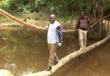 clean Ankobra River