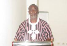 Head Messenger Ebenezer Mintah Henaku