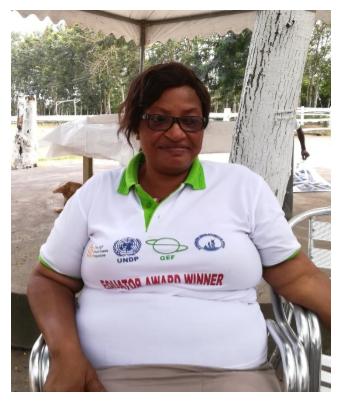 Josephine Agbo Nettey