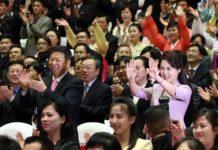 Kim Jong-un meets Chinese
