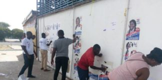 NPP Chairman clean-up exercise