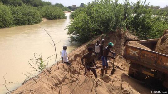 Nawuni River