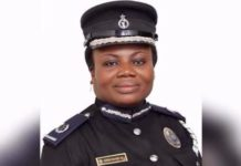 Director General of the Criminal Investigations Department (CID), Maame Yaa Tiwaa Addo-Danquah