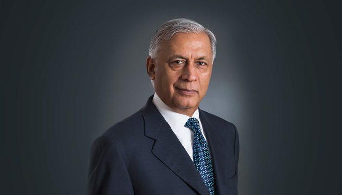 H.E. Shaukat Aziz Former Prime Minister of Pakistan