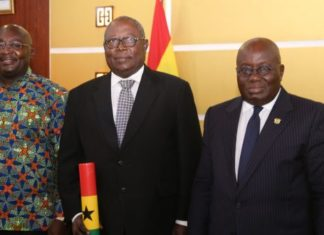 The swearing in of Martin Amidu marks the fulfilment of a major promise by the Akufo-Addo administration