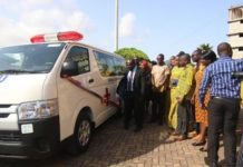 TTU new ambulance