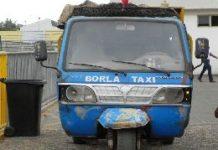 borla taxis