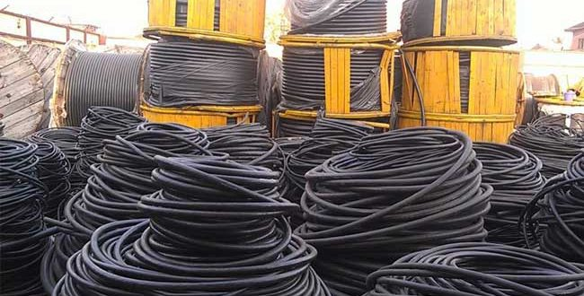 Fake electrical cables