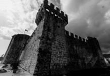 Kamerlengo Fortress, Trogir, Croatia