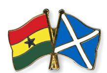 Scotland and Ghana