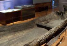 oldest canoe
