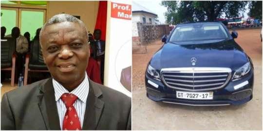 Professor Emmanuel Marfo-Owusu