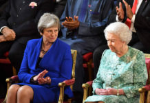 queen and may