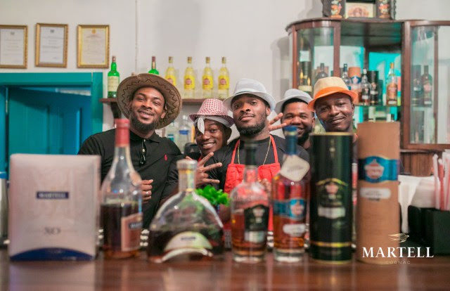 You can have a bottle of Martell VSOP or XO delivered to your home within an hour by visiting party.jumia.com.gh.