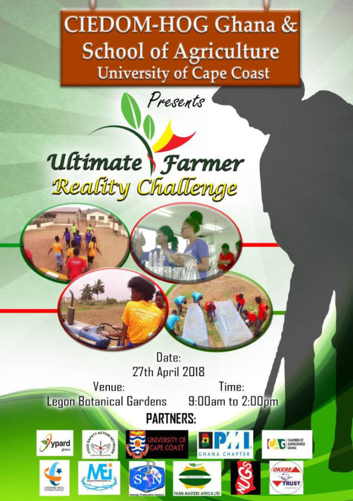 Ultimate Farmer Reality Challenge (UFRC)