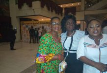 Female Winners At 43rd SWAG Awards