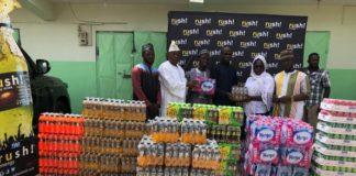 Twellium donates to Chief Imam
