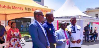 MTN partners 3 Foundation