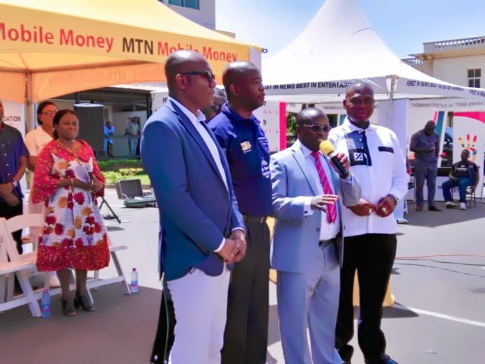 MTN partners 3 Foundation