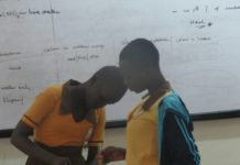 BECE candidates science practical training