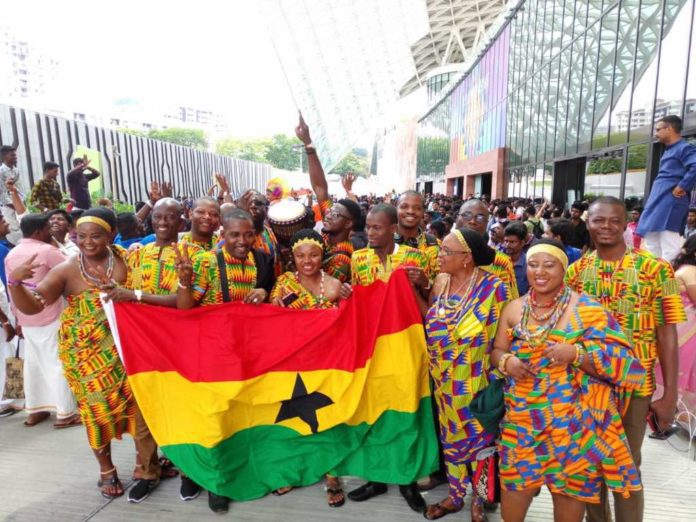 Ghana participates in QNET Global Conference | News Ghana