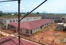 Military hospital project