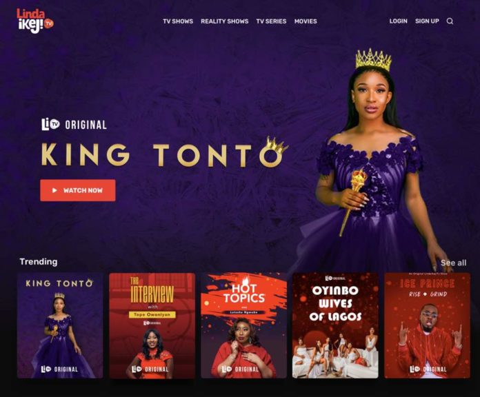 Linda Ikeji's Online TV Channel