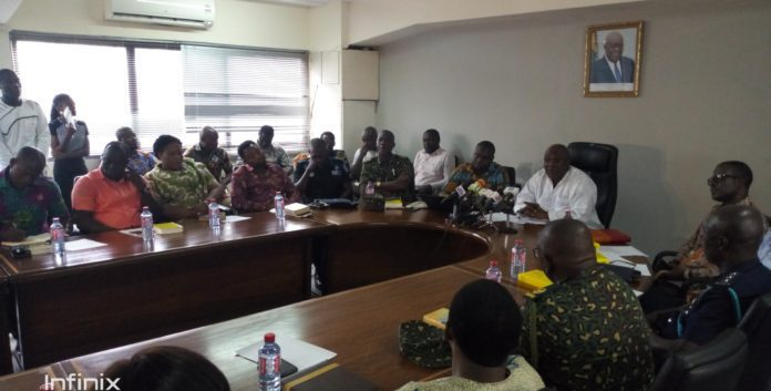 Trade Committees Inaugurated