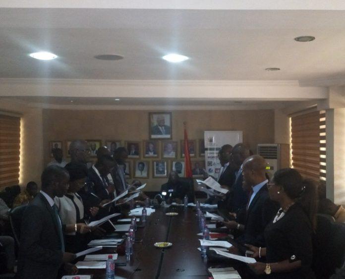 19 member committee