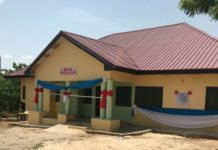 The Kotoso Youth Friendly Centre