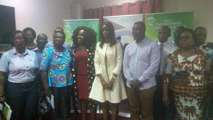 A group picture of participants attached