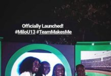Milo U13 Champions league