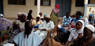 PWDs at the engagement forum