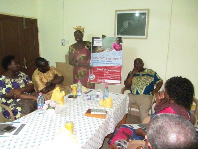 Training NGO