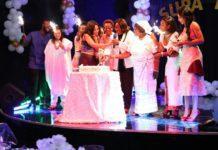 TV Africa celebrate mothers