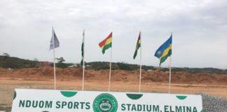 Nduom Stadium