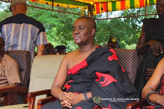 Dormaahene Nana Agyemang Badu II