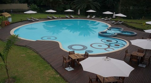 The Royal Senchi Hotel, Akosombo