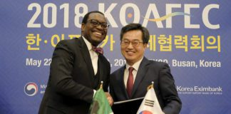 African Development Bank and Korea