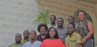 iWatch Africa, Socioserve-Ghana & JMK hold strategic workshop towards launch of 'Together Against Corruption' Project
