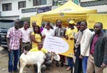 MTN Donates to National Chief Imam