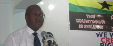 Dr. Kojo Asante,