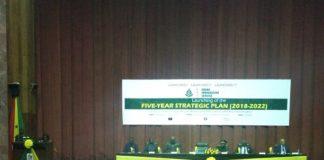 Five-year Strategic Plan