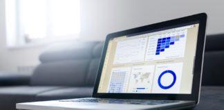 computer data display