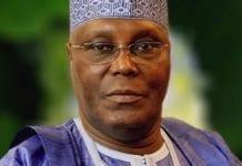 Former Vice President, of Nigeria ,Alhaji Atiku Abubakar