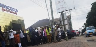 Menzgold is facing mass withdrawals