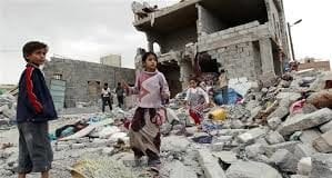 Yemen children impacted by genocidal war