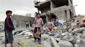 Yemen children impacted by genocidal war