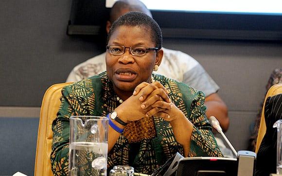 Mrs Oby Ezekwesil